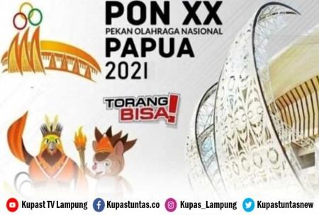 Hingga Kini, Lampung Kumpulkan 14 Medali Emas Pada PON XX Papua